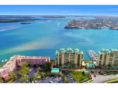 Marco Island Condo/Townhouse For Sale: 1079 Bald Eagle Dr #201