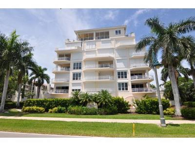 Marco Island FL Condo/Townhouse For Sale: $675,000
