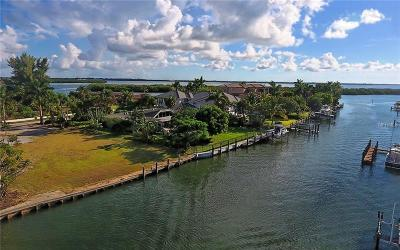 Longboat Key Residential Lots & Land For Sale: 756 Dream Island Road