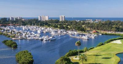 Longboat Key Single Family Home For Sale: 2800 Harbourside Drive #F-05