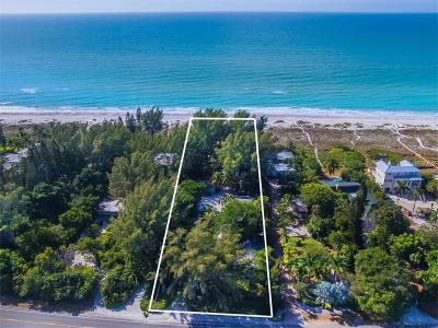 Longboat Key Residential Lots & Land For Sale: 6051 Gulf Of Mexico Drive