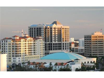 Sarasota Condo For Sale: 50 Central Avenue #16S