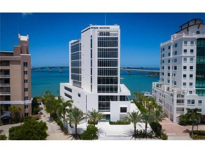 Sarasota Condo For Sale: 280 Golden Gate Point #2