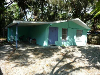 Sarasota Single Family Home For Sale: 1239 43rd Street