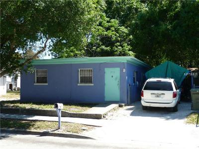 Sarasota FL Single Family Home For Sale: $107,500