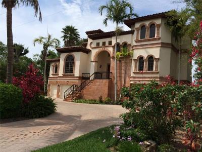 Longboat Key FL Single Family Home For Sale: $4,995,000