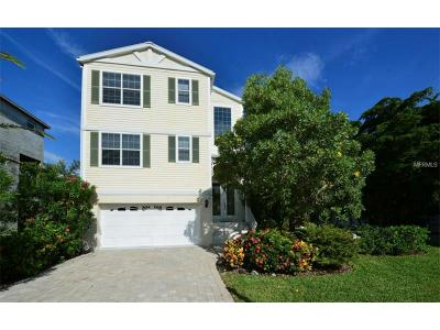 Longboat Key Single Family Home For Sale: 6330 Laguna Drive