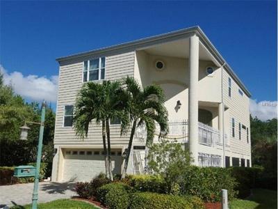 Longboat Key Single Family Home For Sale: 6338 Laguna Drive