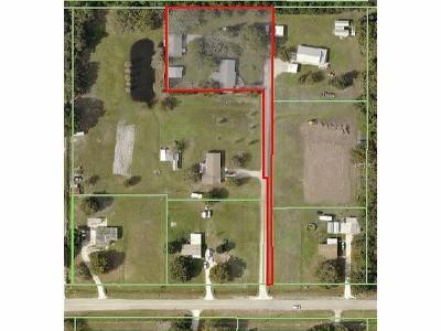 Parrish Residential Lots & Land For Sale: 5215 Fort Hamer Road