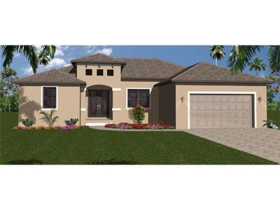 Port Charlotte Single Family Home For Sale: 8362 Santa Cruz Drive