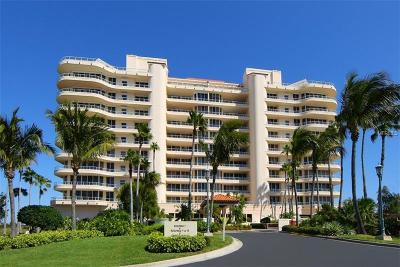 Longboat Key Condo For Sale: 3060 Grand Bay Boulevard #PH 1102