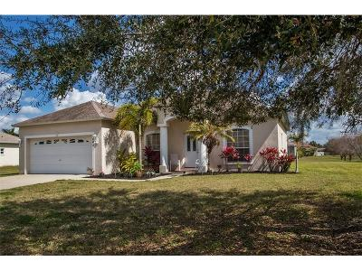 Palmetto Single Family Home For Sale: 1604 22nd Avenue W