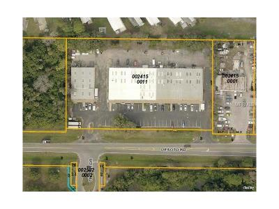 Sarasota Commercial For Sale: 1607 Desoto Road