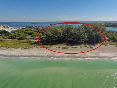 Longboat Key Residential Lots & Land For Sale: 3515 Gulf Of Mexico Drive