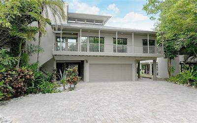 Longboat Key Single Family Home For Sale: 701 Lands End Drive