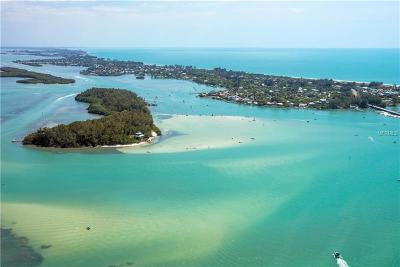 Longboat Key FL Residential Lots & Land For Sale: $1,100,000