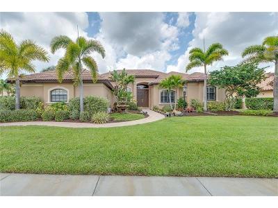 Sarasota Single Family Home For Sale: 3783 Eagle Hammock Drive
