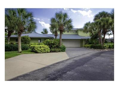 Longboat Key Single Family Home For Sale: 6601 Gulfside Road