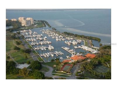 Longboat Key Single Family Home For Sale: 2600 Harbourside Drive #R-13