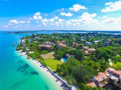 Sarasota FL Single Family Home For Sale: $4,500,000