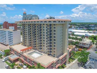 Sarasota Condo For Sale: 101 S Gulfstream Avenue #16B