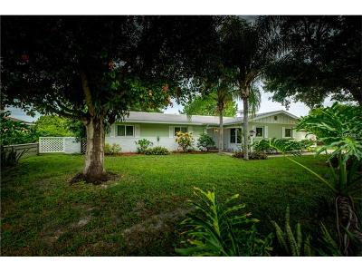 Sarasota Single Family Home For Sale: 2303 Constitution Boulevard
