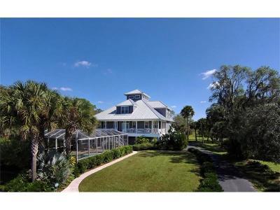 Sarasaota, Sarasota, Sarsota Single Family Home For Sale: 4636 Hidden River Road
