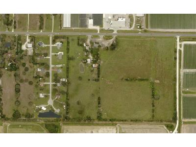Bradenton Residential Lots & Land For Sale: 16400, 16500 E State Rd 64 Highway