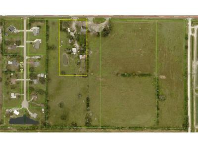 Bradenton Residential Lots & Land For Sale: 16300 E State Road 64