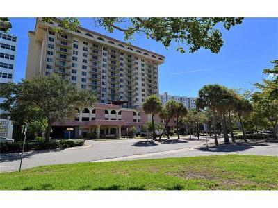 Condo For Sale: 101 S Gulfstream Avenue #6D