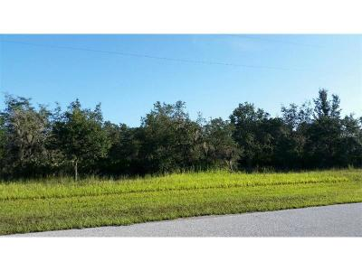 Myakka City Residential Lots & Land For Sale: Not Assigned E State Rd 64 E #128