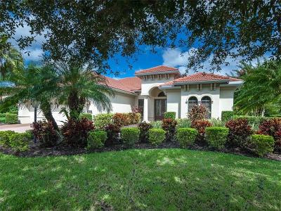 Lakewood Ranch, Lakewood Rch, Lakewood Rn Single Family Home For Sale: 13715 Oasis Terrace