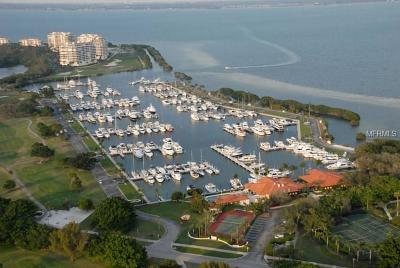 Longboat Key Single Family Home For Sale: 2800 Harbourside Drive #D-06