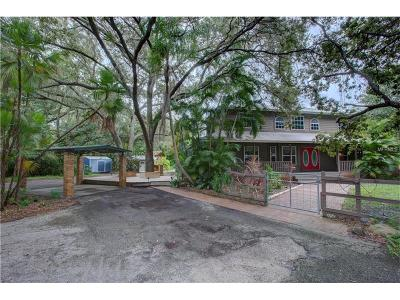 Single Family Home For Sale: 601 E Laurel Road