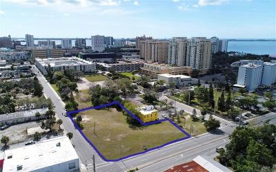 Sarasota Residential Lots & Land For Sale: 1250 10th Street