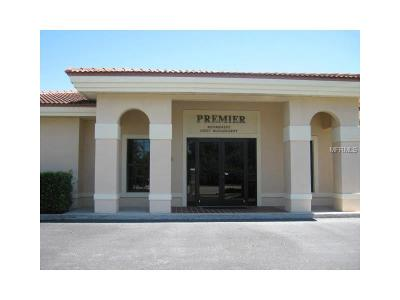 Nokomis Commercial For Sale: 2520 N Tamiami Trail #26