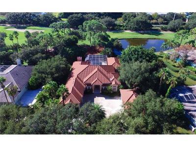 Osprey Single Family Home For Sale: 398 E Macewen Drive
