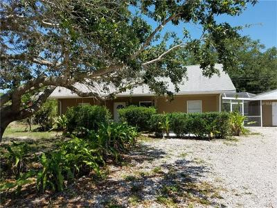 Venice Single Family Home For Sale: 540 S Quincy Road