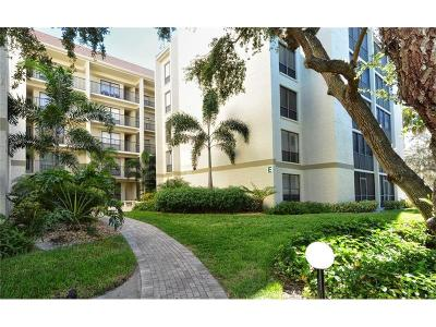 Condo For Sale: 6157 Midnight Pass Road #E 91