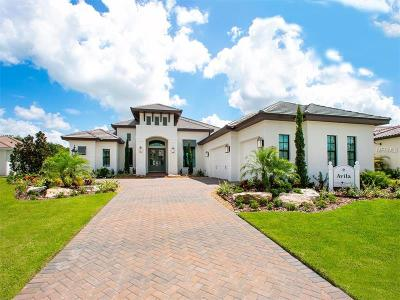 Lakewood Ranch Single Family Home For Sale: 7433 Seacroft Cove