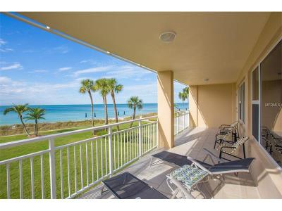 Bradenton, Longboat Key, Sarasota, Longboat, Nokomis, North Venice, Osprey, Siesta Key, Venice Condo For Sale: 601 Longboat Club Road #201S