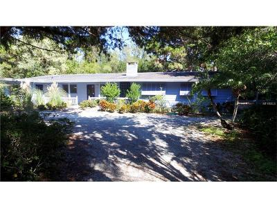 Single Family Home For Sale: 7207 Pine Needle Road