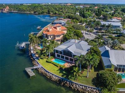 Single Family Home For Sale: 305 Ringling Point Drive