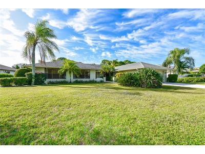 Sarasota Single Family Home For Sale: 3854 Torrey Pines Boulevard