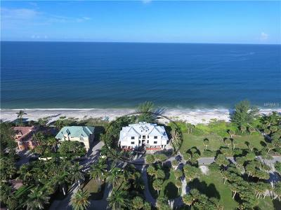 Single Family Home For Sale: 2905 Casey Key Road