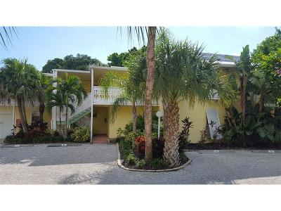 Longboat Key Condo For Sale: 5310 Gulf Of Mexico Drive #12