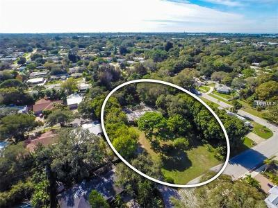 Sarasota Residential Lots & Land For Sale: 2338 Datura Street