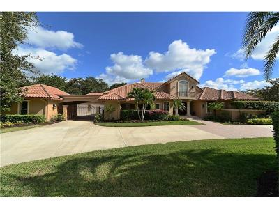 Sarasota Single Family Home For Sale: 2829 Wilfred Reid Circle