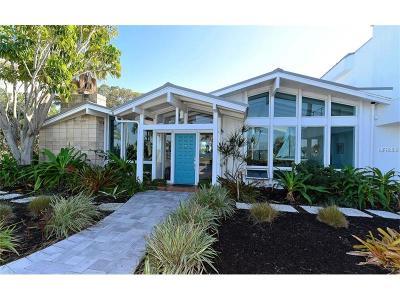 Longboat Key Single Family Home For Sale: 566 Jessmyth Drive
