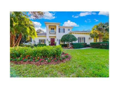 Osprey Single Family Home For Sale: 221 Osprey Point Drive